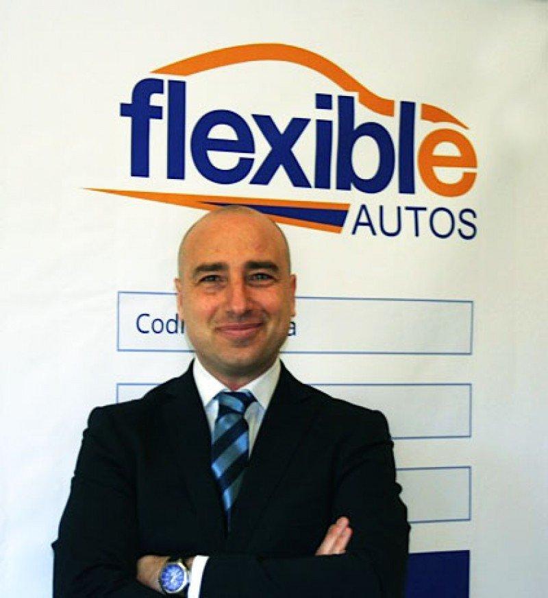 Alessandro Patacchiola, director general de Flexible Autos para España, Italia y Portugal.