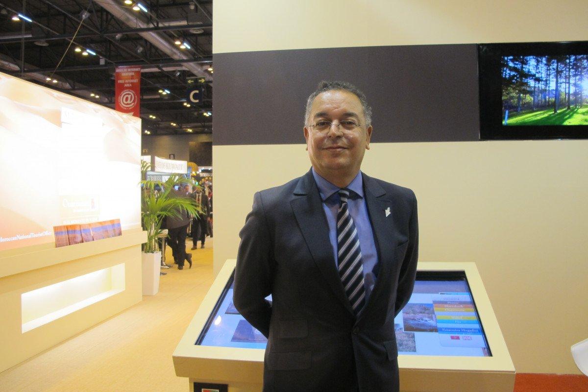 Lahcen Haddad, ministro de Turismo de Marruecos.