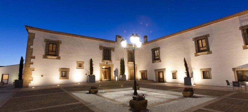 El Hospes Palacio de Arenales, en Cáceres, es una de las últimas incorporaciones a la cadena.
