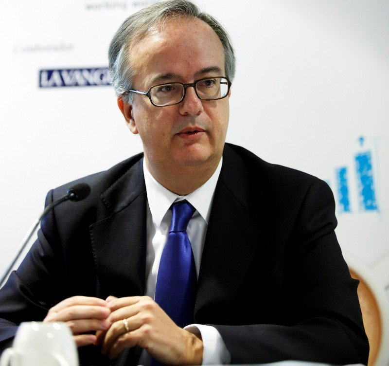 Simon Pedro Barceló impartió una conferencia en Esade Barcelona este miércoles 11 de febrero.