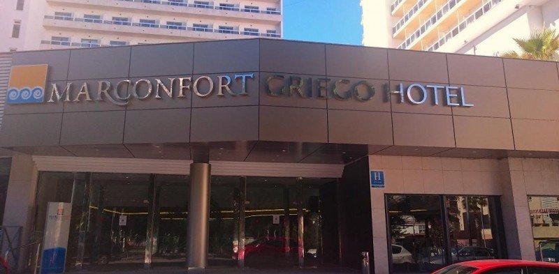 Marconfort Griego Hotel ha reabierto sus instalaciones con una estrella más.