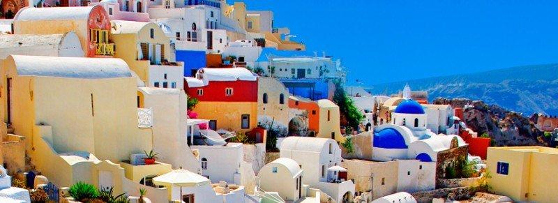 El turismo supone para Grecia más del 20% del PIB.