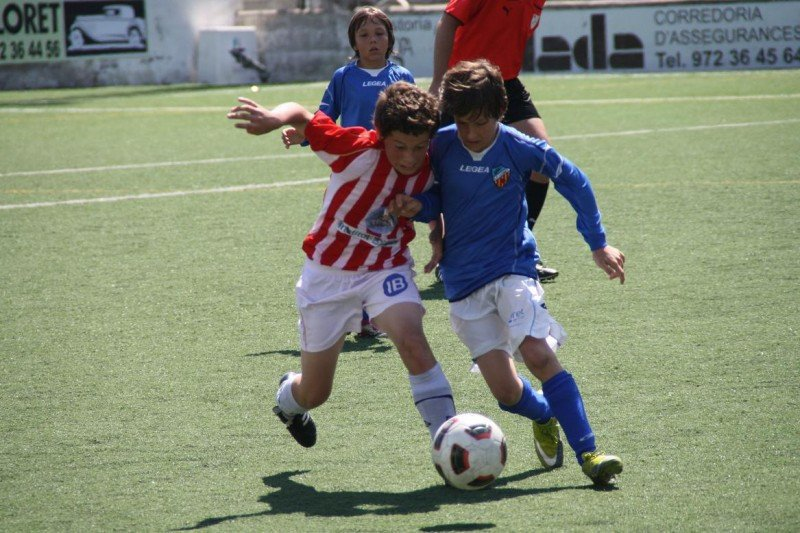 Lloret de Mar ha acogido 250 eventos deportivos, entre los que el fútbol sigue siendo la modalidad más representativa.