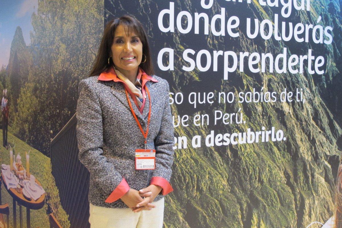 Magali Silva, ministra de Comercio Exterior y Turismo de Perú.