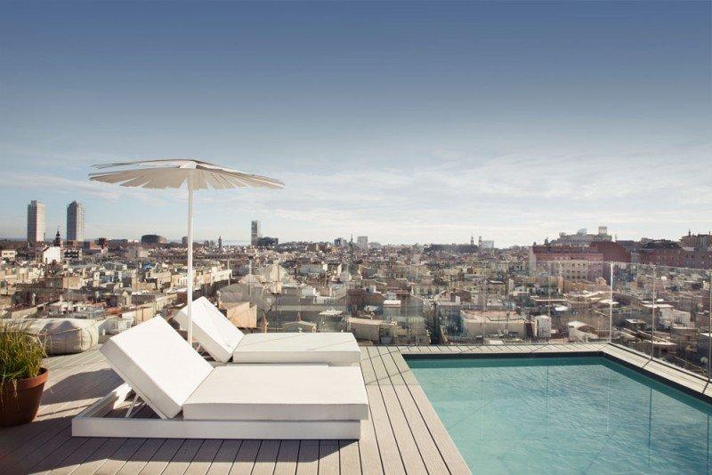 El hotel Yurbban Trafalgar (en la imagen) es de 3 estrellas y cuenta con 56 habitaciones, mientras que el nuevo establecimiento será un 4 estrellas y tendrá 10 habitaciones más.