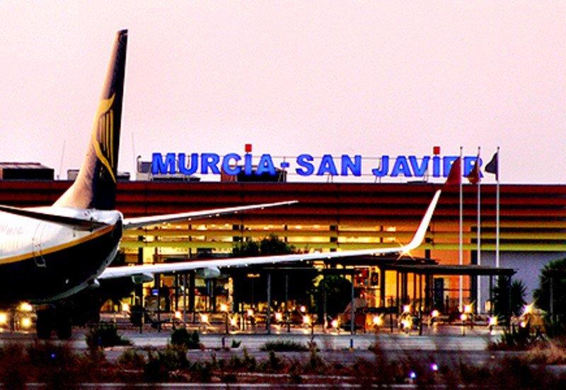 Murcia-San Javier, el mejor aeropuerto europeo en su categoría según ACI