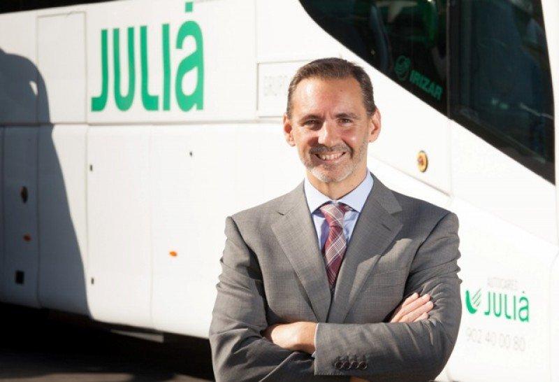 José Francisco Adell, consejero delegado de grupo Julià.