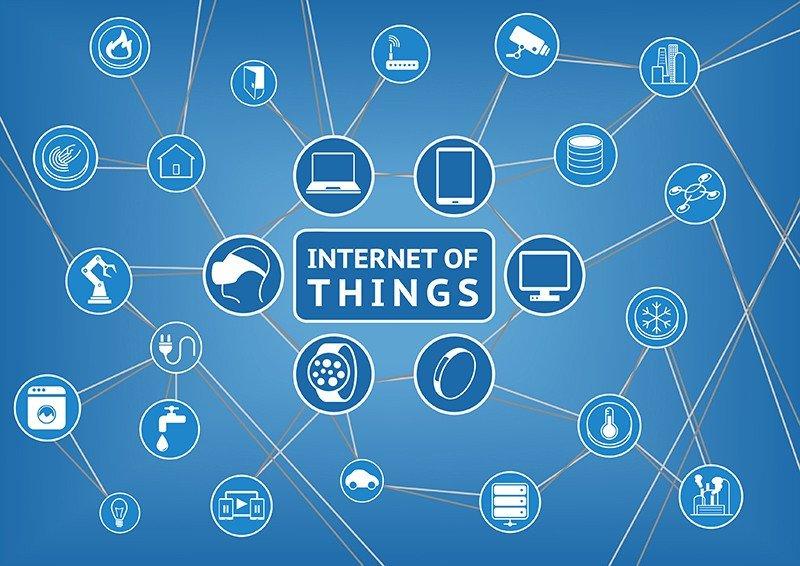 El Internet de las Cosas permite que cualquier aparato que tenga un circuito electrónico puede conectarse. #shu#
