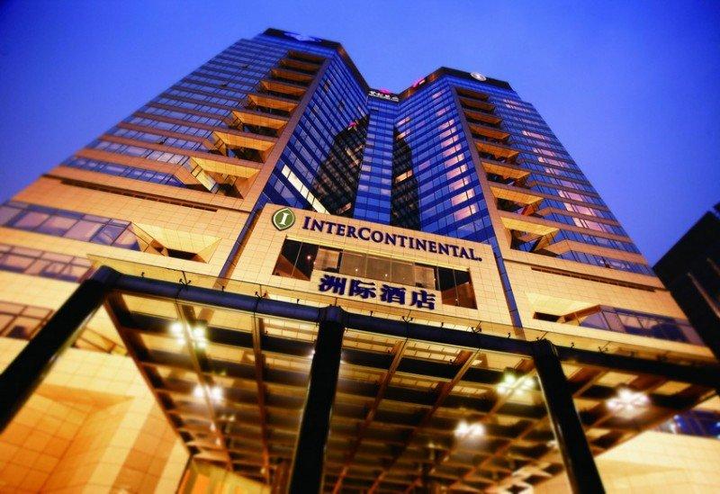 El RevPar en los hoteles de IHG en China ha crecido un 9,5% en 2014. En la imagen, el InterContinental Beijing.