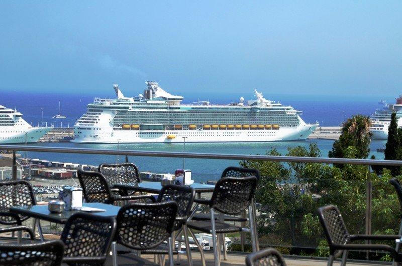 Barcelona se mantiene como primer puerto de cruceros de Europa y el Mediterráneo. #shu#.