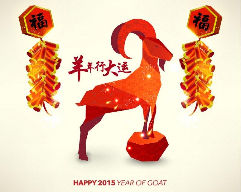 España, destino top 5 en el Año de la Cabra Chino