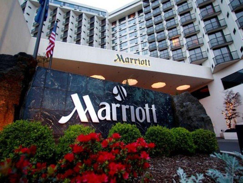 Marriott ganó un 20% más en 2014, hasta 664 M €