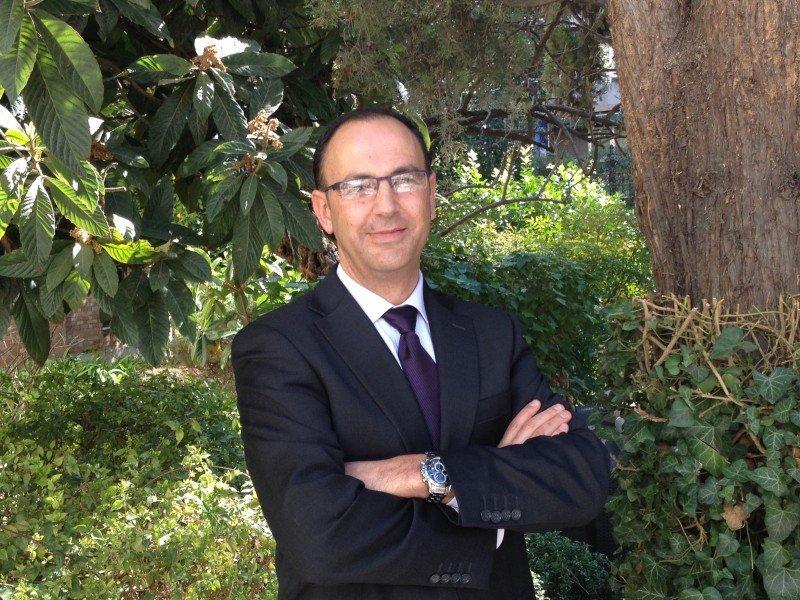 Nuevo director del Hotel Hospes Palacio de los Patos