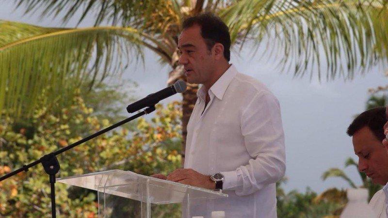 Alejandro Zozaya, gerente general de la cadena Apple Leisure Group.