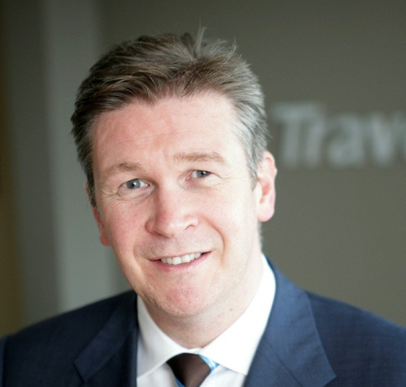 Gordon Wilson, presidente y CEO de Travelport.