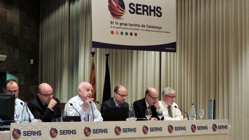 Junta general de Accionistas del grupo Serhs.