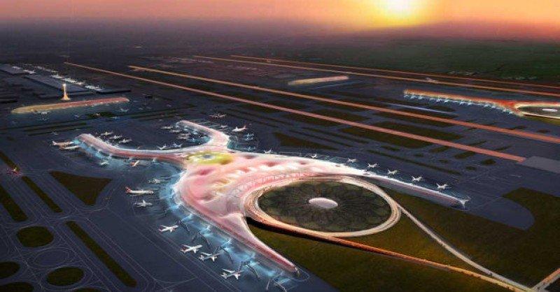 Ferrovial pujará por el nuevo aeropuerto de México, una obra de 5.300 M €