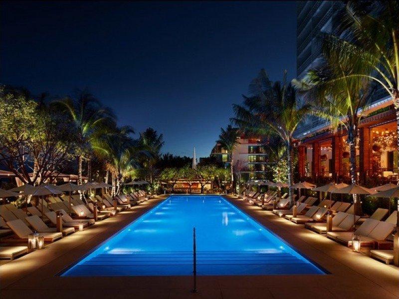 Marriott vende su hotel Edition de Miami por 200 M €