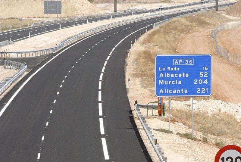 Abren la liquidación una de las autopistas en quiebra tras rechazar el plan de Fomento