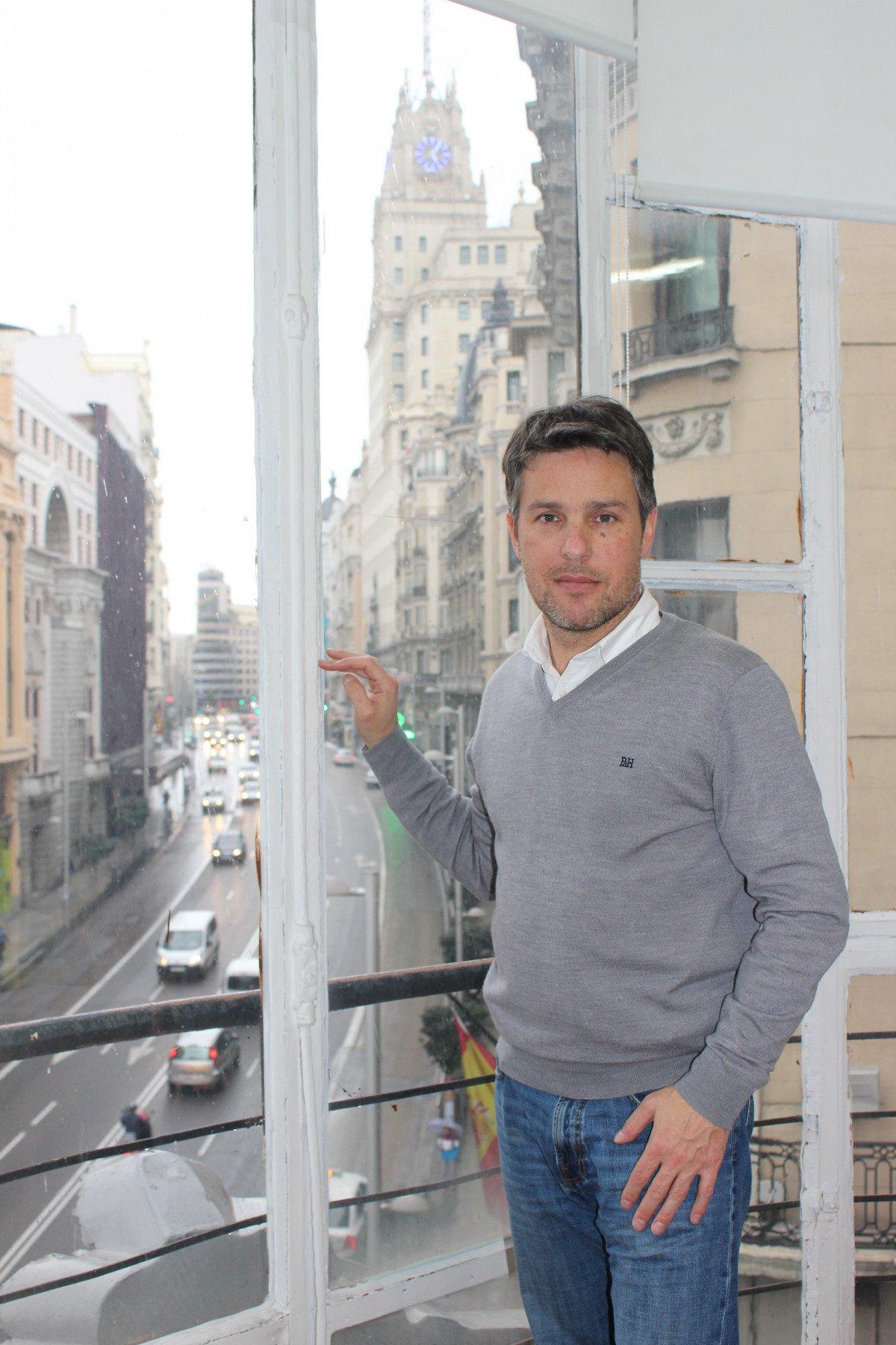 Vincent Rosso, director general de Blablacar para España y Portugal.