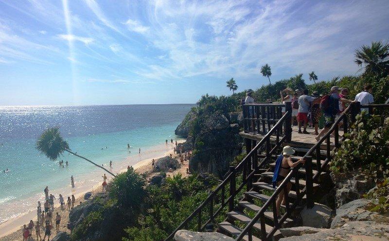 Tulúm es uno de los sitios turísticos en el que los visitantes tendrán un rango horario más extenso de visita.