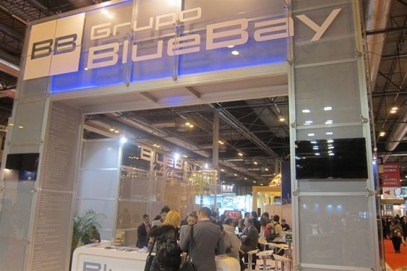 Presencia de BlueBay en la feria Fitur. Foto: Europa Press