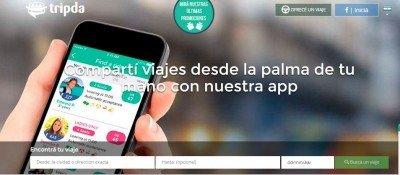 Tripda recibe US$ 11 millones para expandir su plataforma de viajes compartidos