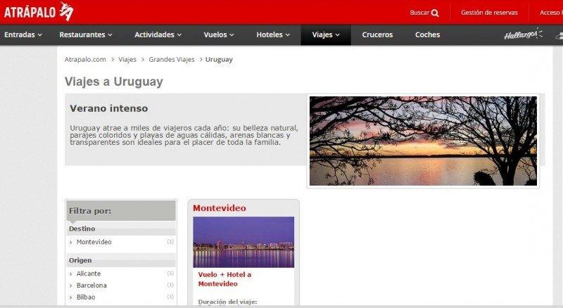 Mercados latinoamericanos impulsan la facturación del portal español Atrápalo