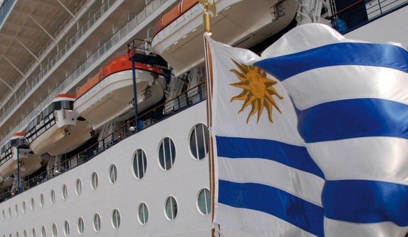 Más de 200.000 cruceristas llegaron a Uruguay en tres meses