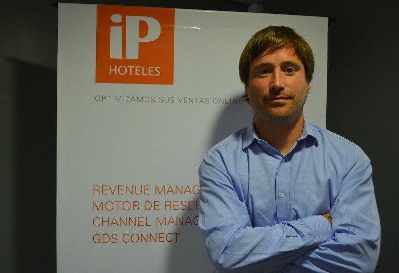 Ignacio Peña Ayerza, director de iP Hoteles.