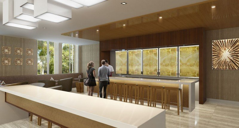 El AC Hotel Washington abrirá en marzo.