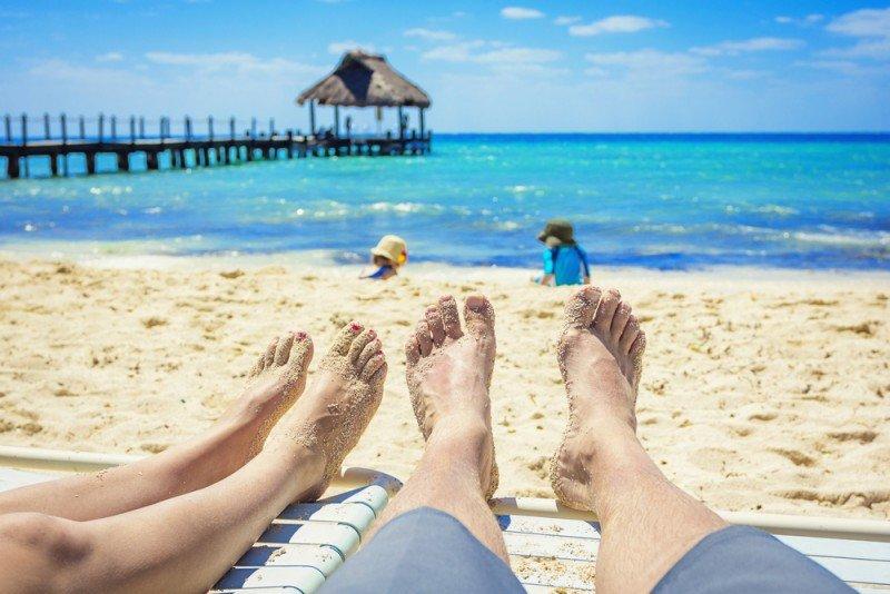 El Caribe batió récords de turistas y recaudación en  2014. #shu#