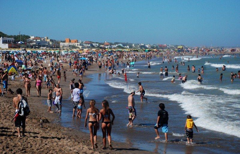 La ocupación en la costa bonaerense crece un 6% hasta febrero