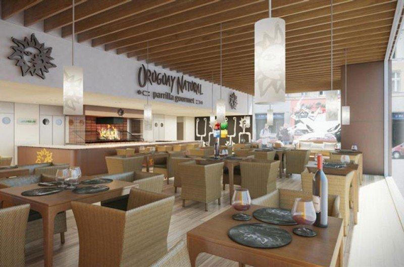 El restaurante de Fortaleza será el primero fuera de Uruguay.
