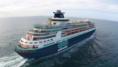 El 50% de las operaciones de Pullmantur son en Latinoamérica.