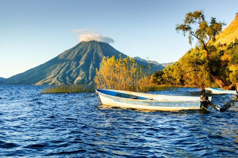 Volcán San Pedro. #shu#