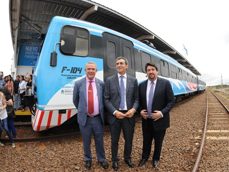 El servicio está operativo desde el 31 de diciembre pero quedó inaugurado oficialmente este jueves.