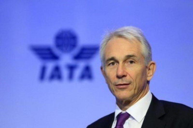 Tony Tyler, director general de IATA.