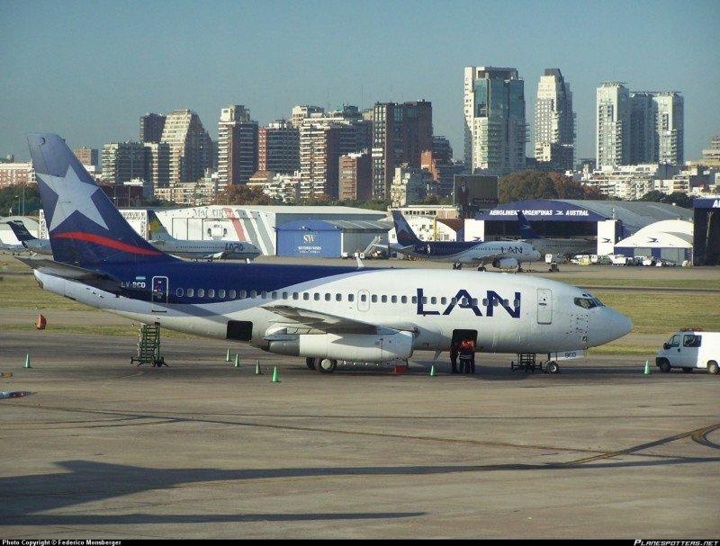 LAN se posiciona en Argentina como la aerolínea con mejor reputación online