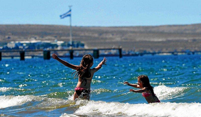 En Puerto Madryn el crecimiento fue del 15% en la primera quincena de febrero.