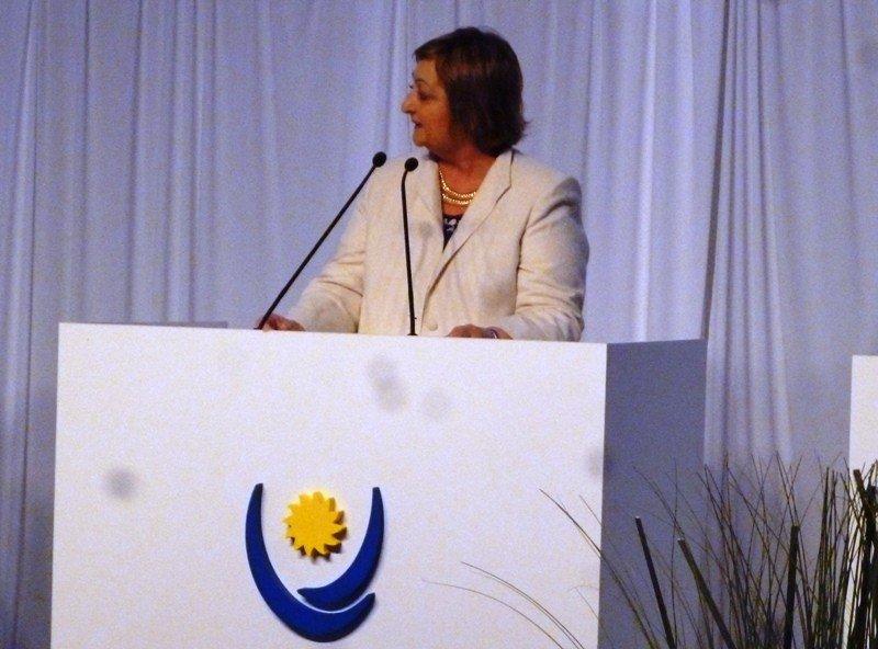 Liliam Kechichian continuará al frente del Ministerio de Turismo.