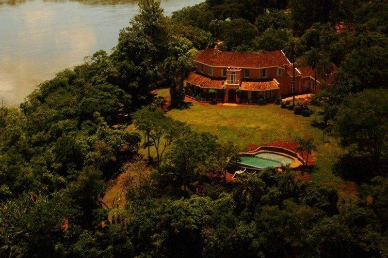 Don Puerto Bemberg Lodge.
