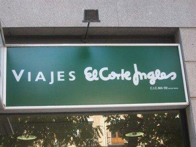 Viajes El Corte Inglés.