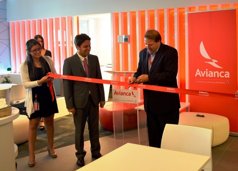 Avianca inauguró primera sala VIP de Star Alliance en aeropuerto de Santiago de Chile
