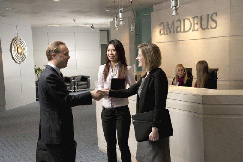 Amadeus aumenta beneficios un 9,9% en 2014, hasta 681 M €