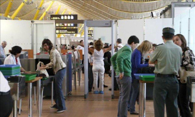 Nuevos controles de los equipajes de mano en los aeropuertos españoles