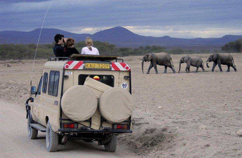Kenia se ha consolidado como destino de safaris gracias a sus buenas infraestructuras y su capital humano altamente cualificado.