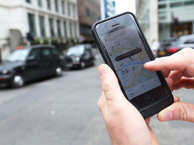 Uber podría ser legalizado de nuevo en Bélgica para servicios ocasionales