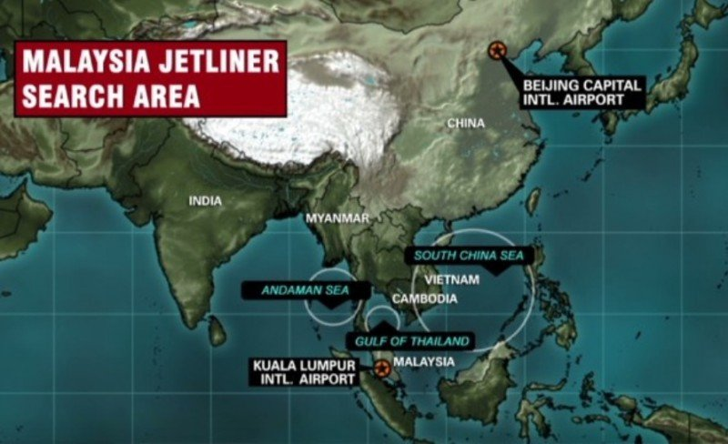 Un programa piloto de seguimiento de aviones arranca en Australia, Malasia e Indonesia