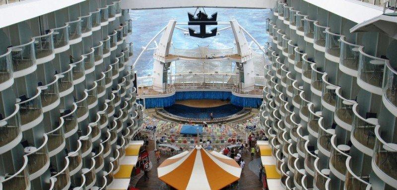 Royal Caribbean estrenará el Harmony of the Seas en 2016